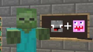Minecraft Schule Lustige Und Verrückte Klasse Самые - Minecraft spielen youtube