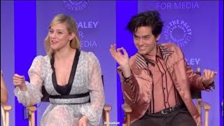Cole Sprouse and Lili Reinhart cute/ funny moments (sprousehart cute moments)