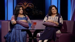 Onnum Onnum Moonu Season 2 I Ep 27 - Sweet moments with Subi Suresh and Veena I Mazhavil Manorama