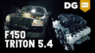 REVIEW: Everything Wrong With A Ford F150 5.4 Triton V8