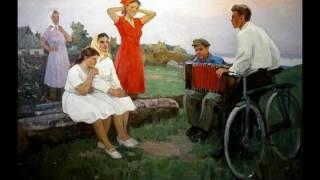 Сергей Лемешев - Провожают гармониста