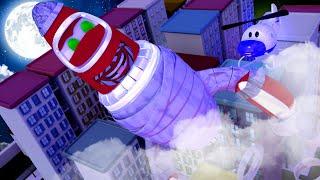 Autogaráž pro děti - Z Rocky je mumie - Tomova Autolakovna ve Městě Aut