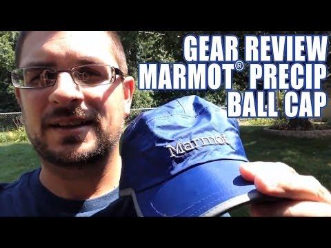 Gear Review: Marmot® Precip Baseball Cap