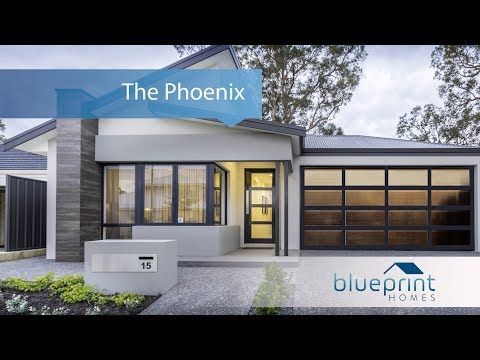 Homes designs the phoenix blueprint homes 3 2 2 125m malvernweather Choice Image