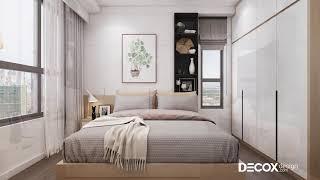 Mẫu thiết kế nội thất căn hộ The Sun Avenue 86m2 - Quận 2