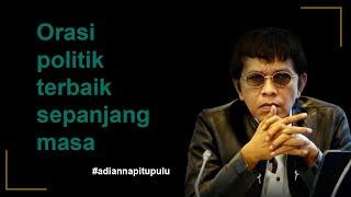 Adian Napitupulu Bungkam Tim Prabowo-Sandi