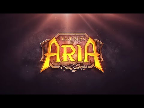 Legends of Aria: Steam Early Access Gameplay Trailer