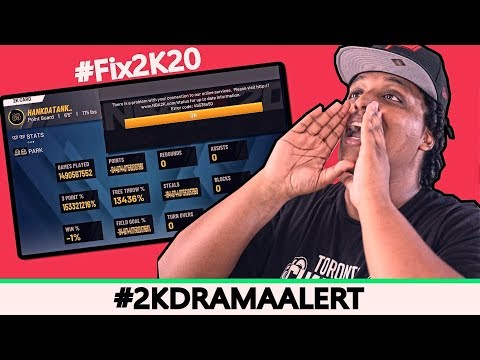 2K PLAYERS PROTEST NBA 2K20'S HORRIBLE LAUNCH, DEVS FINALLY RESPOND #fix2K20