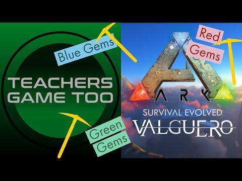 Blue Gems? :: ARK: Survival Evolved General Discussions