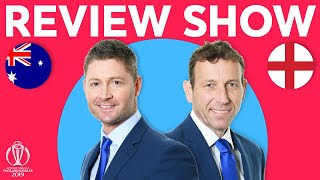 The Review - Australia Vs England | The Two Michael's! | ICC Cricket World Cup 2019