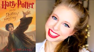 HARRY POTTER AND THE DEATHLY HALLOWS BY JK ROWLING   Booktalk Wtih XTINEMAY