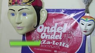 Proses Pembuatan Miniatur Ondel Ondel Botol Bekas Hmong Video