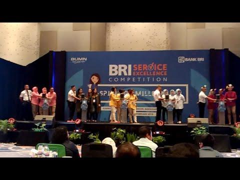 Bri Service Excellence Competition Kluster Manado