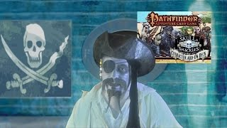 Pathfinder Skull and Shackles Character Add-on and Class Decks