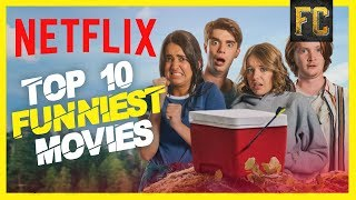 Funniest Movies on Netflix | BEST Comedy Movies on Netflix Right Now | Flick Connection