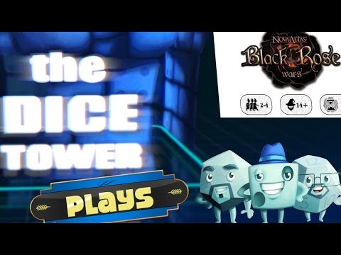 Black Rose Wars Play Through - with Tom, Sam, and Zee