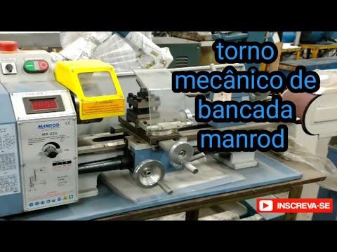 Loja de Torno mecânico de bancada manrod MR325 MR300 e MR34 e algumas máquinas inversora de solda