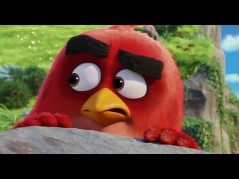 Animatiefilm 'Angry Birds' met Pinksteren in De Meerpaal