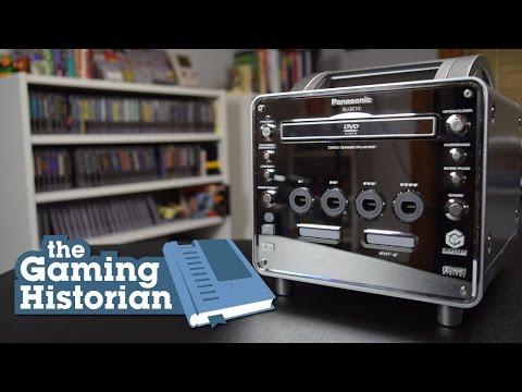 Panasonic Q (GameCube / DVD Player) - Gaming Historian