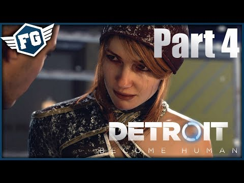 TAJEMNÁ ŽENA - Detroit: Become Human #4