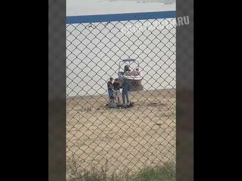 В Якутске на диком пляже утонул мужчина