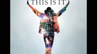 "Michael Jackson""This Is It"" (Official Song) Lyrics"