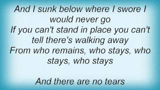 Death Cab For Cutie - Pity And Fear Lyrics