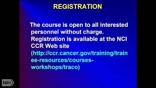 TRACO 2018 - Introduction and Cervical Cancer