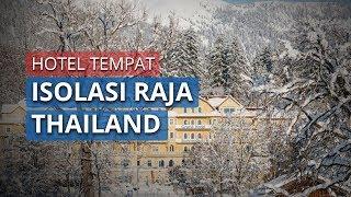 Penampakan Hotel di Jerman Tempat Isolasi Raja Thailand Bersama 20 Selir yang Berumur Seabad
