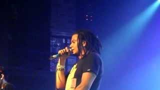 Jimmy P - Natty Dread @ Vicious HipHop Hard Club 27/09/2013