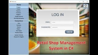 inventory management system in C-Sharp - Free video search site