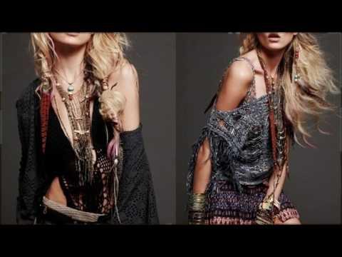 БОХО ШИК модное стилевое направление  СМОТРИ и ОДЕВАЙСЯ!!!
