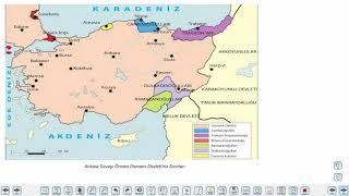 Eğitim Vadisi 10.Sınıf Tarih 6.Föy Beylikten Devlete Osmanlı Siyaseti Konu Anlatım Videoları