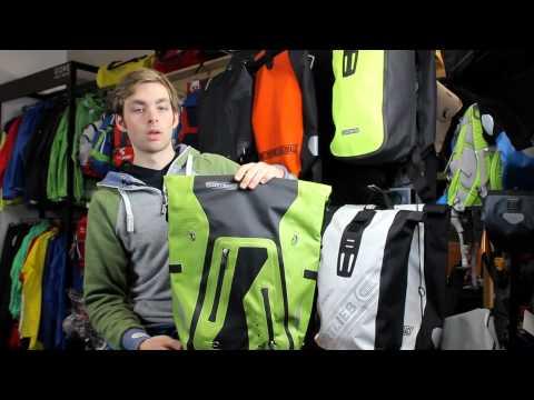 Ortlieb Packman Pro2 wasserdichter Rucksack PVC-frei Produktvorstellung von NANO Bike