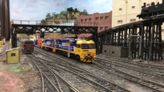 A 93 class Pacific National Intermodal Spotted at Arncliff