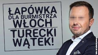 Łapówka dla Artura W. burmistrza Włoch – analiza finału pościgu!
