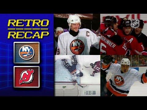 Download Isles clinch in final game | Retro Recap | Islanders vs Devils Mp4 HD Video and MP3