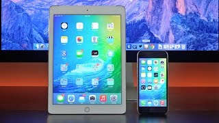 Apple iOS 9: What's New