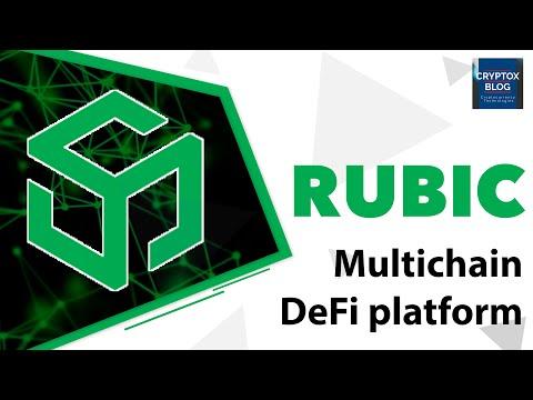 Rubic Finance - мультичейн платформа для DeFi индустрии