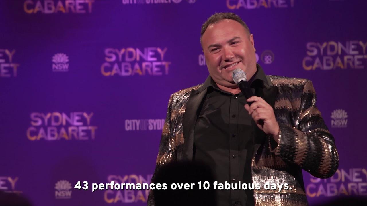 Sydney Cabaret Festival EPK