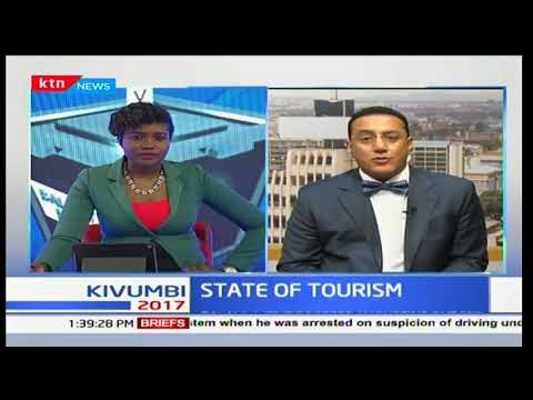 Tourism CS Najib Balala speaks on the state of tourism