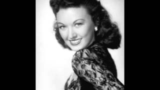 For All We Know (1951) - Ginny Simms