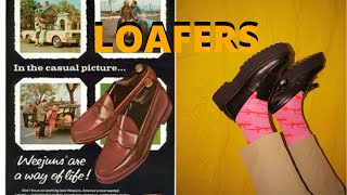 History/How To Style Loafers | Mens Fashion