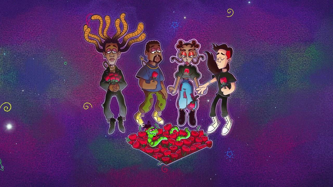Ty Dolla $ign - Ego Death Ft. Kanye West, FKA twigs & Skrillex (Official Audio)
