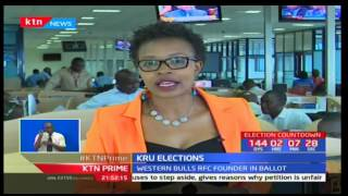 KTN Prime full bulletin : Ahmad Ahmad is the new CAF President - 16/3/2017 [Part 3]