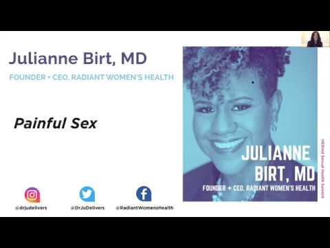 Dr. Julianne Birt – Painful Sex