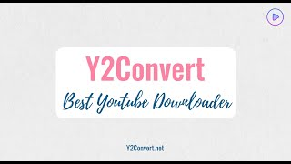 Y2convert - Powerfull Youtube To Mp3 Converter