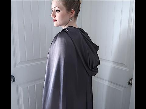 How To Make A Cloak!