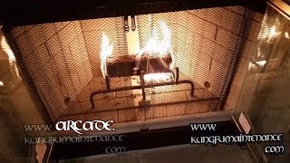 Getting Started With New Fireplace Wood Burning Fire Place Maintenance Video