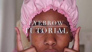 Beginners Brow Tutorial | Beat With Katso